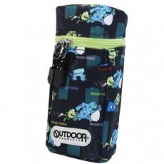 日本正版OUTDOOR X 怪獸公司筆袋