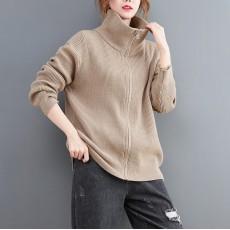 (F10501) 針織外套 (大碼款)