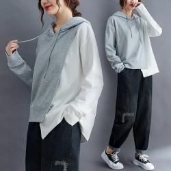(F10513) 上衣 (大碼款)