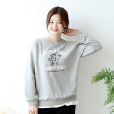 韓國直送yan-story TEE上衣1006