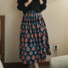 韓國直送leelin 半身裙0918