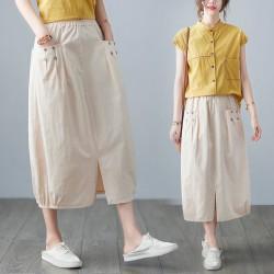 (F10361) 半身裙 (大碼款)