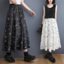 (F10363) 半身裙 (大碼款)