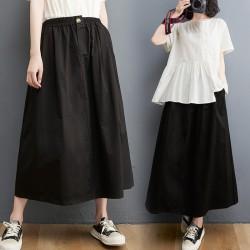 (F10364) 半身裙 (大碼款)