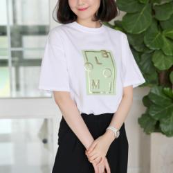 韓國直送chocomom TEE上衣0515