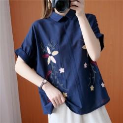 (F10190) 恤衫 (大碼款)
