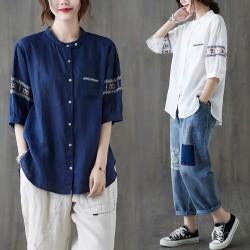 (F10053) 恤衫 (大碼款)