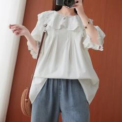 (F10038) 上衣 (大碼款)