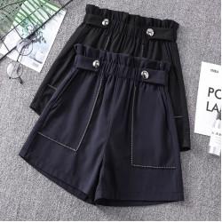 (F10047) 短褲 (大碼款)