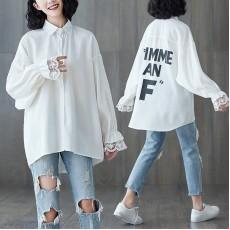 (F9821) 恤衫 (大碼款)