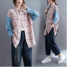 (F9827) 恤衫 (大碼款)