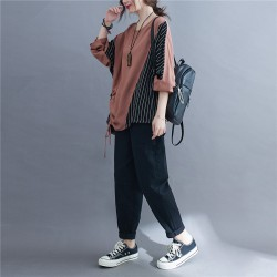 (F9839) 上衣 (大碼款)