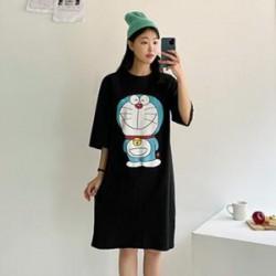 韓國直送  PINKSISLY TEE  連身裙  0225