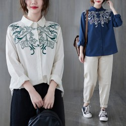 (F9808) 恤衫 (大碼款)