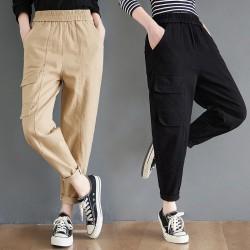 (F9811) 長褲 (大碼款)