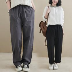 (F9812) 長褲 (大碼款)