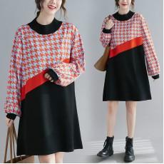 (F9759) 連身裙   (大碼款)