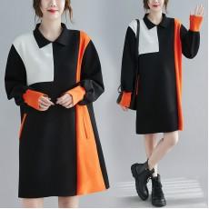 (F9761) 連身裙 (大碼款)