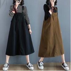 (F9641) 連身裙 (大碼款)