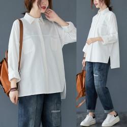 (F9560) 恤衫 (大碼款)