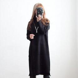 韓國直送MISSYLOOK 針織連身裙1029
