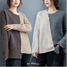 (F9503) 針織外套 (大碼款)