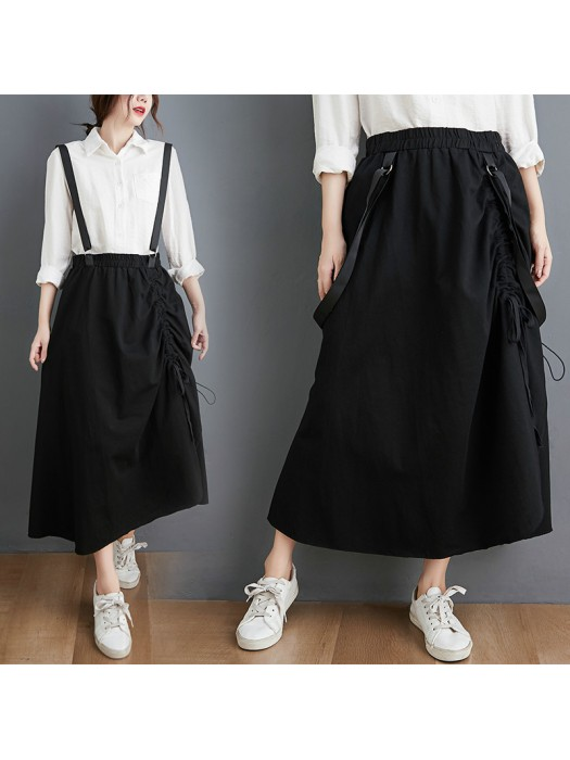 (F9489) 半身裙 (大碼款)