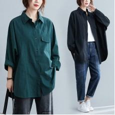 (F9327) 恤衫 (大碼款)