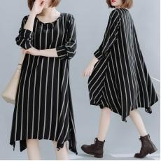 (F9333) 連身裙 (大碼款)
