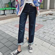 韓國直送kim-u 牛仔褲0912