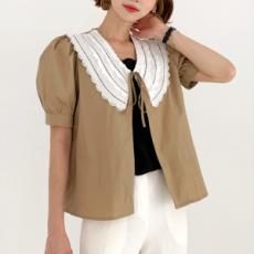 韓國直送dholic 恤衫上衣0702