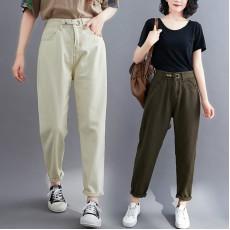 (F9046) 長褲 (大碼款)