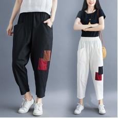 (F9047) 長褲 (大碼款)