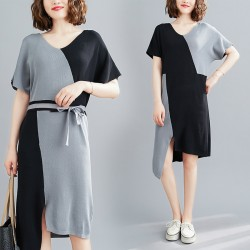 (F9088) 連身裙 (大碼款)