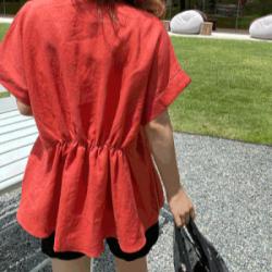 韓國直送holia 恤衫上衣0711