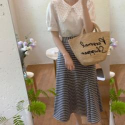 韓國直送leelin 裙子0710