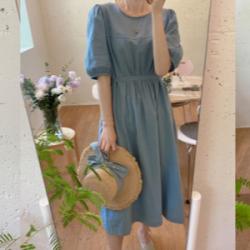 韓國直送leelin 連身裙0710