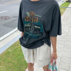 韓國直送lylon TEE上衣0711