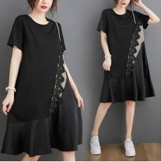 (F9020) 連身裙 (大碼款)