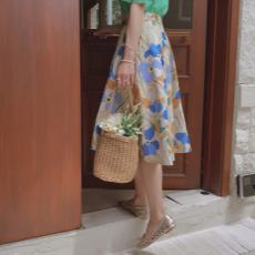 韓國直送leelin 裙子0629
