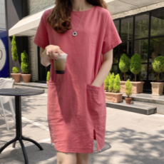 韓國直送leelin 連身裙0629