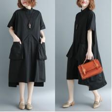 (F8987) 連身裙 (大碼款)