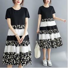 (F9000) 連身裙 (大碼款)