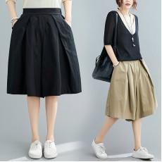 (XXL黑有現貨)(F8942) 短褲 (大碼款)