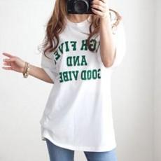 (淺啡有現貸)韓國直送MISSYLOOK TEE上衣0615