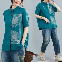 (F8870) 恤衫 (大碼款)