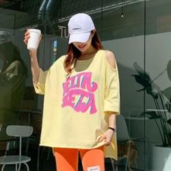 韓國直送 pinksisly TEE上衣0602