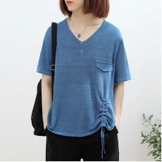 (NA2324) 簡約針織上衣