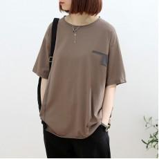 (NA2299) 簡約棉質上衣