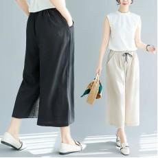 (F8591)  短褲 (大碼款)